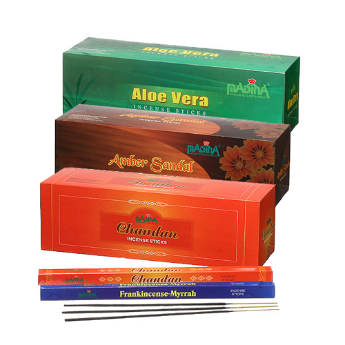 Scented Boxed Incense