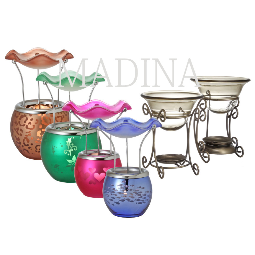Oil Burners, Diffusers & Humidifiers